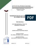 Diagnóstico de Fallas y Optimización Del Bombeo Mecánico