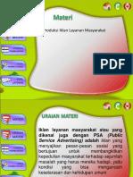MATERI produksi iklan layanan masyarakat.ppt