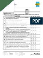 PG 04 DO 19 A3 Check List de Equipos