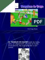 Estrategias y Dinamicasa de Grupo Jun 2008