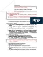 Chapter 3 OB Organizational Behavior Acu