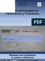 Innovación en Operación minera
