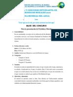 Bases Del Concurso Estudiantil de Periodicos Murales 2018.Dox