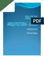 01 Arquitectura y Formax