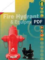 Brosur Fire Hydrant Equipment