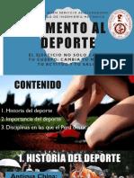 Fomento Al Deporte 2