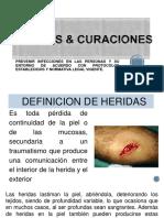 Diapositivas de Heridas & Curaciones