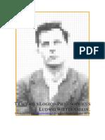 Witt Gen Stein, Ludwig - Tractatus Logico Philosophic Us [PDF]