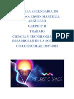 Desarrollo Ciencia y Tecnologia