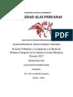 Evasion Tributaria de Impuesto a La Renta de 1 Categoria (2)