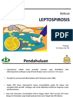 349152463 PPT Referat Leptospirosis