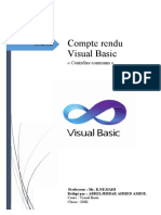 Compte Rendu Visual Basic _archiver
