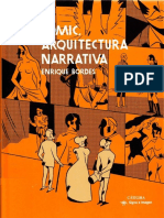 Cómic, Arquitectura Narrativa - Enrique Bordes (Comprimido)