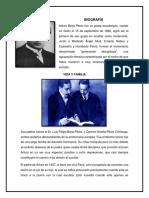 Arturo Borja Biografía,