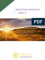 Curso de Registros Akashicos Nivel-1-e.i.r.A