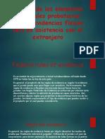 Manejo de Los Elementos Materiales Probatorios (Emp)y