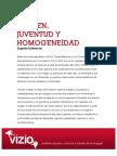 Eugenio Echeverria_imagen y Juventud