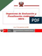 Presentacion Institucional OEFA (1)