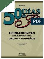 Manual Grupos Pequeños 50 Dias de Fe