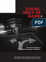 Equal Only in Name - Malaysia - Full Report