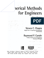 Numerical Methods for Engineers 5E Chapra