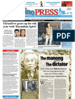 Filipino Press Digital Edition | Sept. 25-Oct. 1, 2010