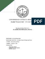 Introducción Tp Procesal penal Seguir