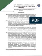 Reglamento Del Sistema de Evaluacion Estudiantil Ueb