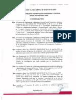 Resolución No. PLE-CPCCS-T-O-037-04-06-2018 EVALUACION CONSEJO DE LA JUDICATURA