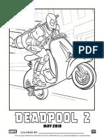 3dp Scooter Vertical