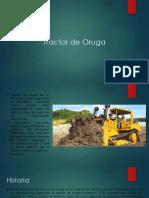 Tractor de Orugas