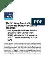 Press Release - TMRC Bond.docx