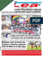 Periódico Lea Martes 5 de Junio Del 2018