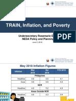 NEDA Inflation
