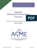 HPVC Rules 2018 Asia Pacific Rev1