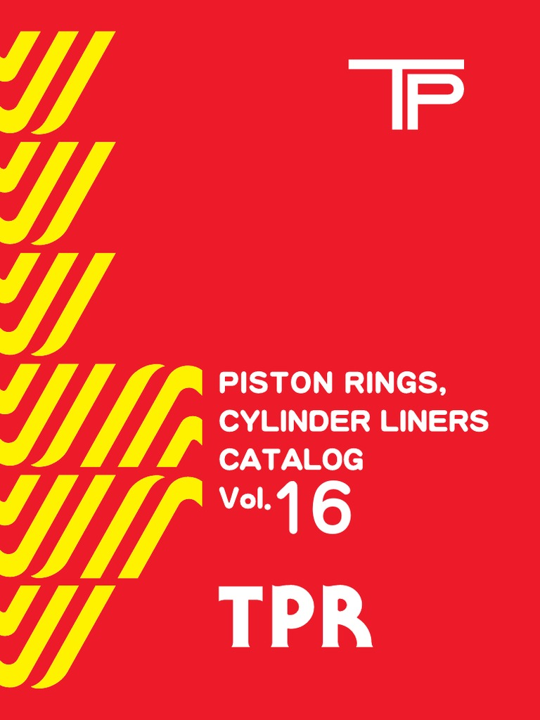 catalogue tpr