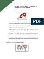 Normas de Auditoría Generalmente Aceptadas en El Desarrollode Una Auditoría