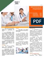 Bioetica, Bioseguridad y Ecología Hospitalaria
