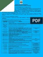 072 Convocacao Para Assinatura de Contrato Processo Seletivo Simplificado SESAU Edital 209 2015 Substiuições