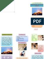 125395459 Triptico Volcan Casero