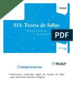 S13 Teoria de Fallas