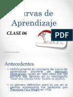 Clase 06 - Curva de Aprendizaje