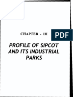 Profile of SIPCOT and its industrial parks_10 Chapter 3