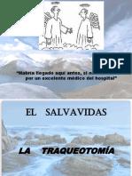 Traqueotomía