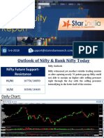 Daily Equity Report- 05 Jun Star India Market Research