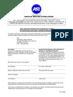 Tech Cert Status Request Form 2008b (1)