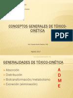 Absorcion de Xenobioticos