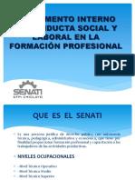 Reglamento Interno de Conducta Social y Laboral En