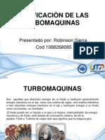 CLASIFICACIÒN DE LAS TURBOMAQUINAS.pptx