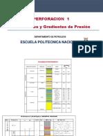 2.1. Interpretación de La Columna Estratigráfica de Los Programas de Perforacción